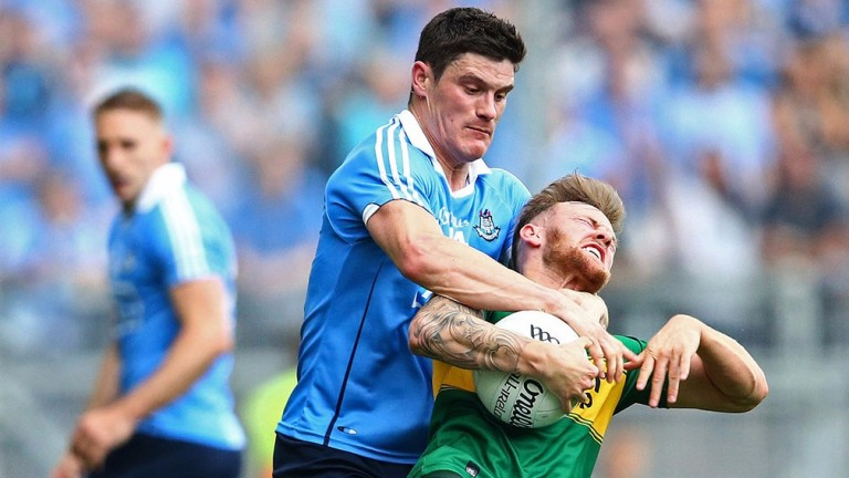 Diarmuid Connolly is one of a number of superb subs that Dublin could spring from the bench