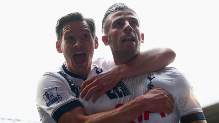 Toby Alderweireld and Jan Vertonghen are a formidable combination in the Tottenham defence