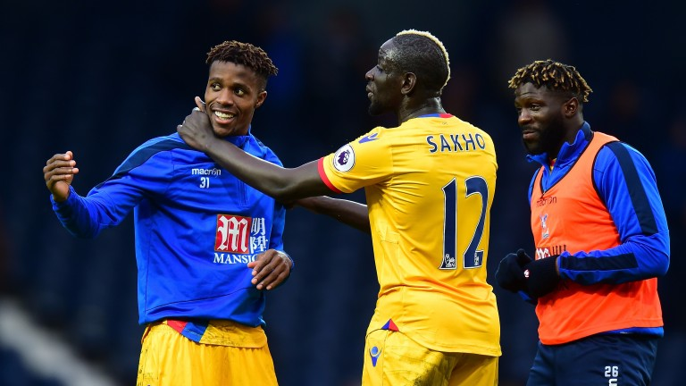 Mamadou Sakho has made a difference to Crystal Palace