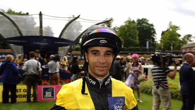 Joao Moreira: timed his fractions perfectly on Neorealism