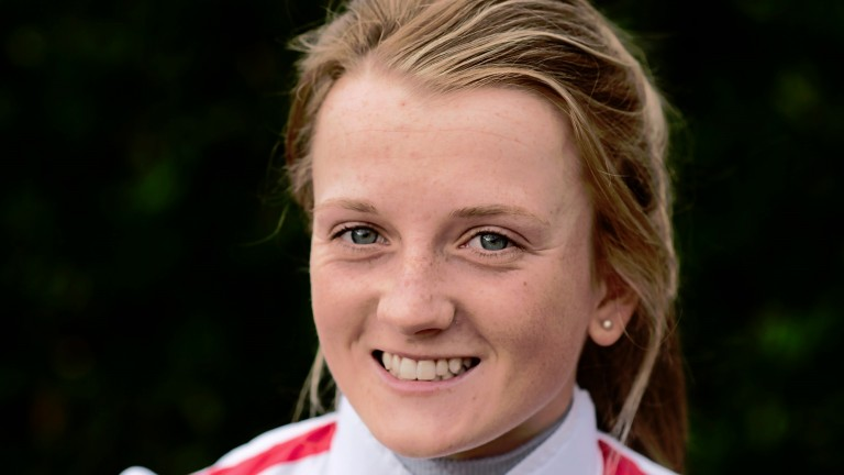 Hollie Doyle: returned from a concussion at Southwell