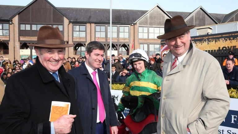 Noel Meade: delighted to hear Punchestown prize-money is set to get another boost