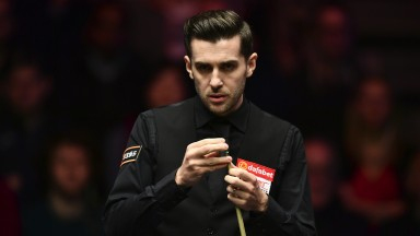 Mark Selby is a vulnerable favourite