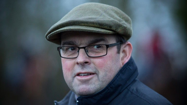 Alan King: Yanworth's trainer was very pleased with the performance