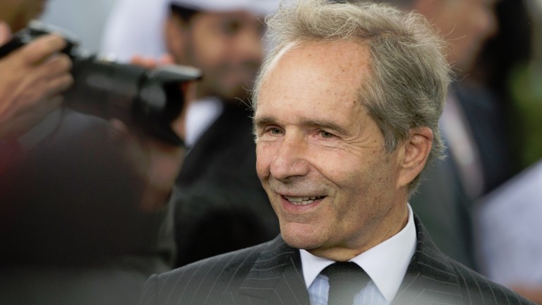 Andre Fabre: has a potential good one on his hands with Rabdan