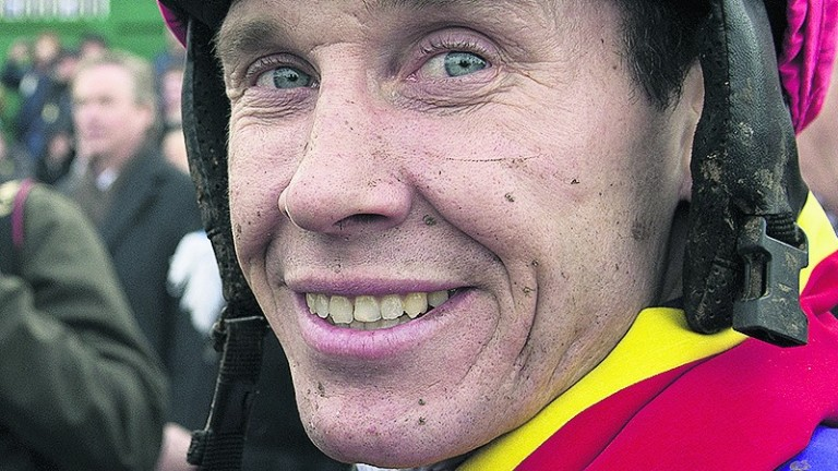 Richard Johnson is hopeful of a second success in the Gold Cup courtesy of Native River riding at his first Cheltenham Festival as champion jockey