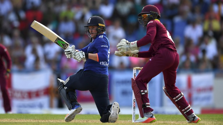 Jason Roy has scored four fifties in five ODI innings