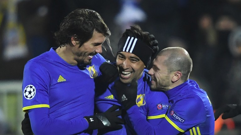 Rostov beat Bayern Munich 3-2 in the Champions League group stage