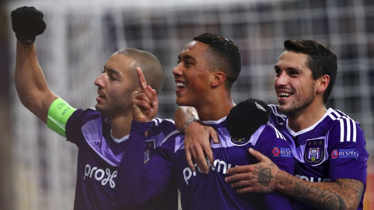 Anderlecht are beginning to dream of a first European final since 1990