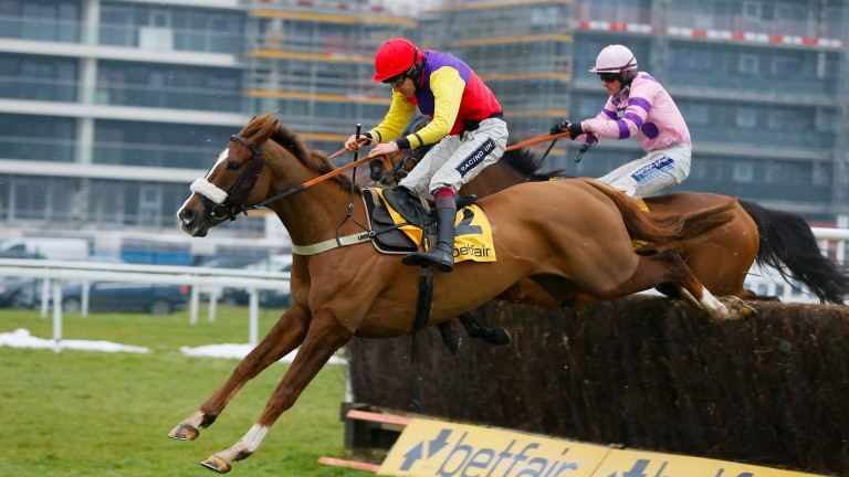 Native River: winning the Denman Chase
