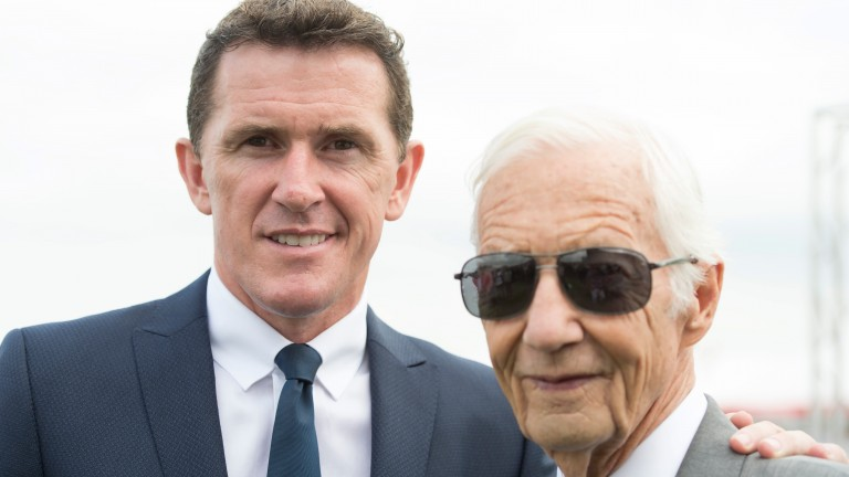 Sir Anthony McCoy and Lester Piggott have both ridden Cheltenham winners