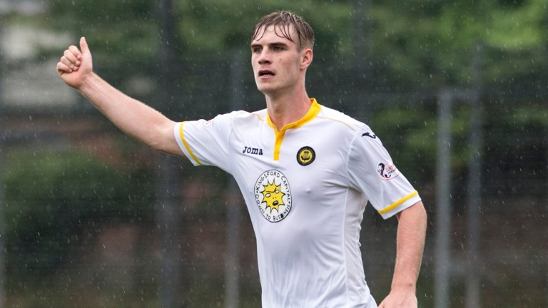 Partick defender Liam Lindsay has six league goals this season