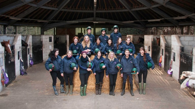 The Northern Racing College featured in the Channel 4 documentary 'Jockey School' in 2014