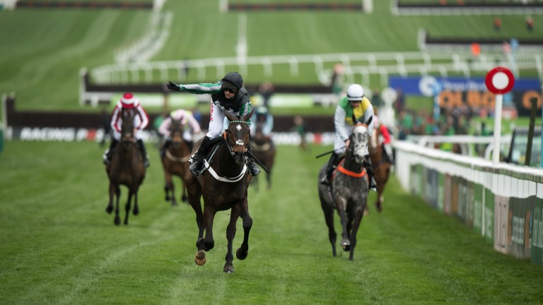 Some were not impressed by Altior's Arkle win at Cheltenham