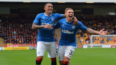 Rangers football club at the centre of a betting court case
