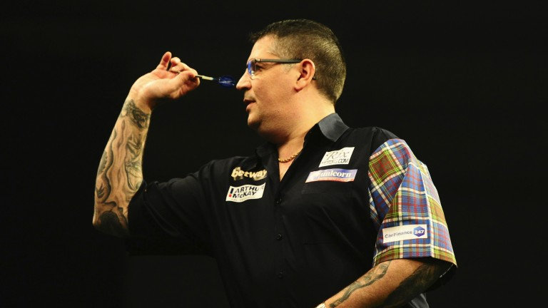 Gary Anderson averaged over 101 last week