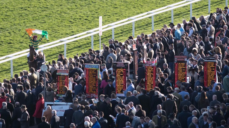 The Cheltenham Festival will have 48-hour declarations across the board from next year