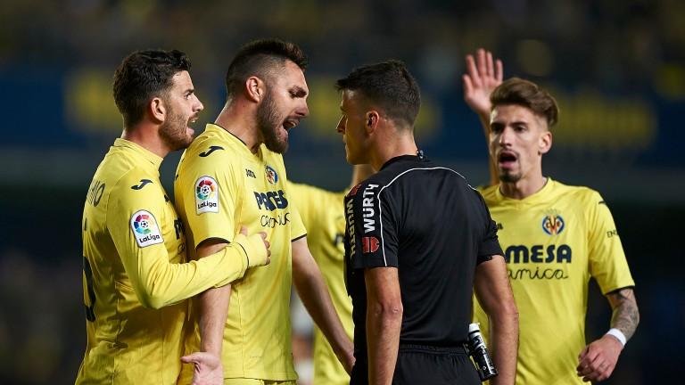 Villarreal are away to Las Palmas in La Liga on Friday