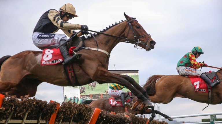 Nichols Canyon: the Stayers' Hurdle winner is a descendant of Saeed Manana's blue hen mare Lucayan Princess
