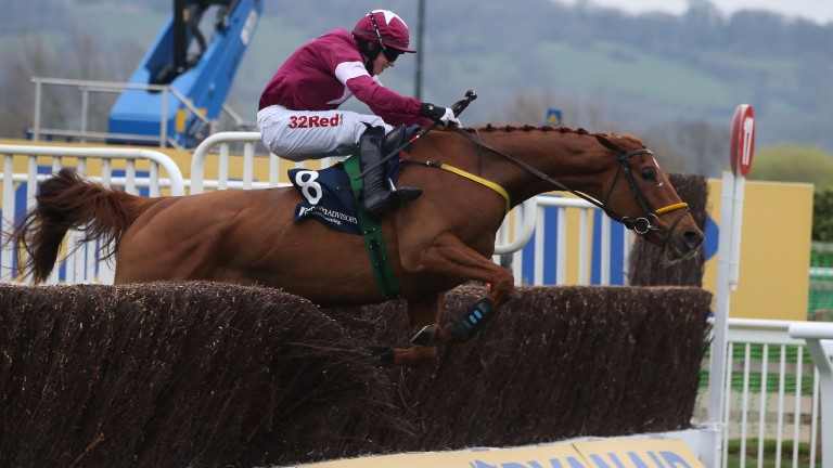 Road To Respect and Bryan Cooper land the Brown Advisory & Merriebelle Stable Plate