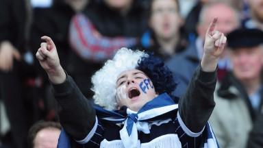 Falkirk fans should be celebrating after the game
