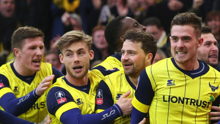 Oxford have an outside chance of reaching the playoffs