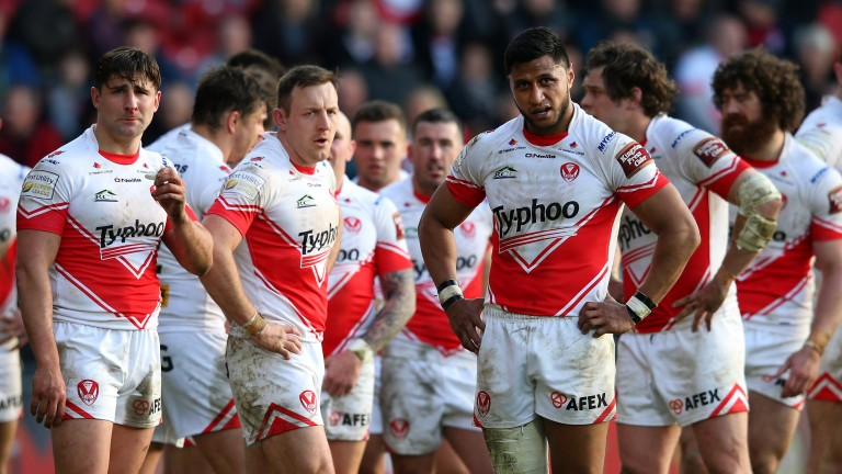 St Helens have been slow into gear this season