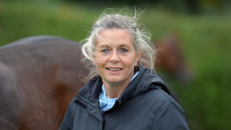 Lisa Williamson: trainer of Celerity