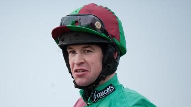 Robbie Dunne: the jump jockey is 32