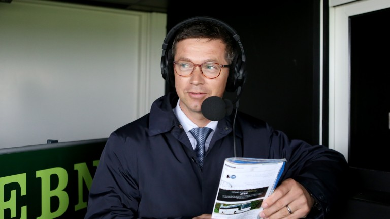 Roger Varian : plenty to say about Postponed