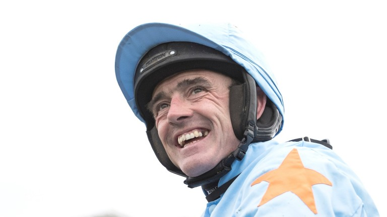Ruby Walsh: rode seven winners from 12 rides at Cork last season