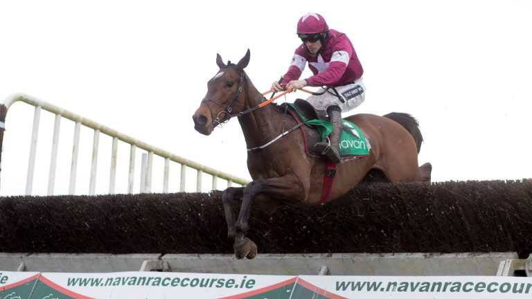 A Toi Phil winning the Grade 2 PWC Champion Chase at Gowran Park in September