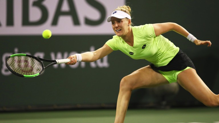Alison Riske is capable of better on US hardcourts