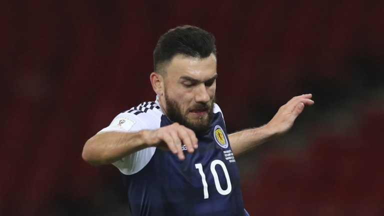 Robert Snodgrass could have a big part to play