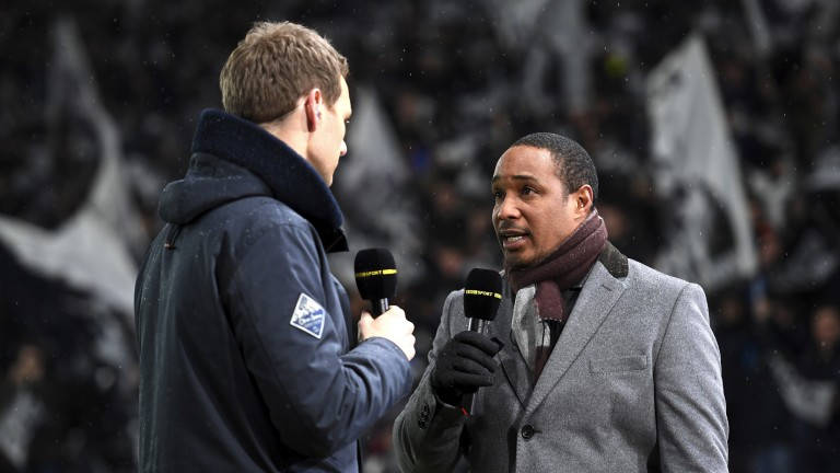 Paul Ince (right) has been backed for the Middlesbrough job