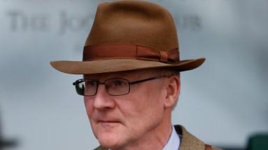 Kirkland Tellwright: clerk of the course expects rain at Haydock