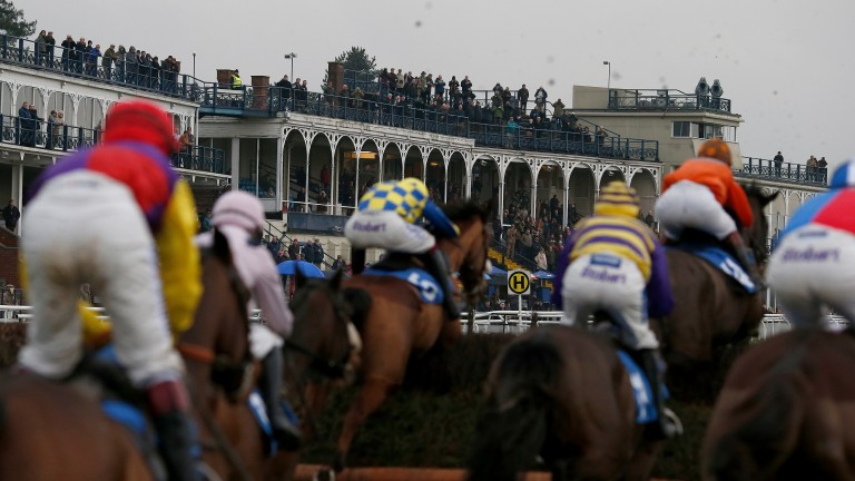 Ludlow: disappointed by lack of runners despite good prize-money