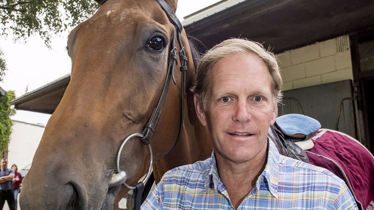 Michael Bell likes the chances of his stayer