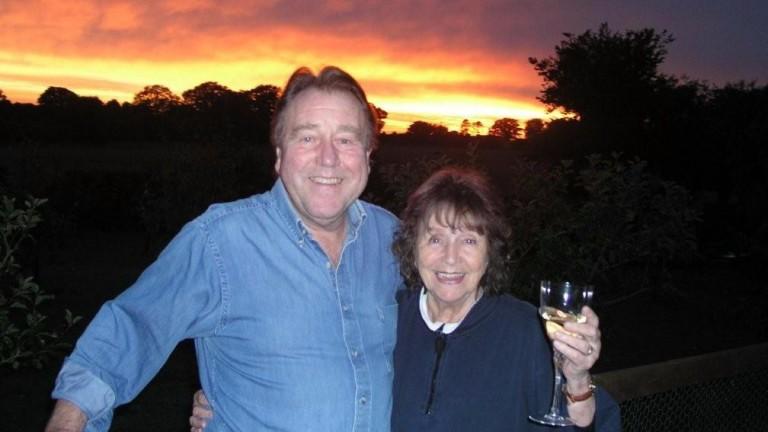 Lee Everett Alkin and her husband John Alkin