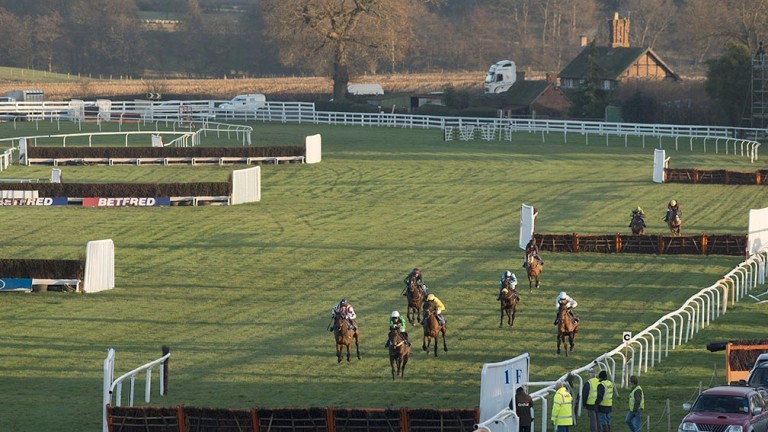 Ludlow will be one of three jumps tracks in Britain and Ireland to hold inspections on Wednesday morning