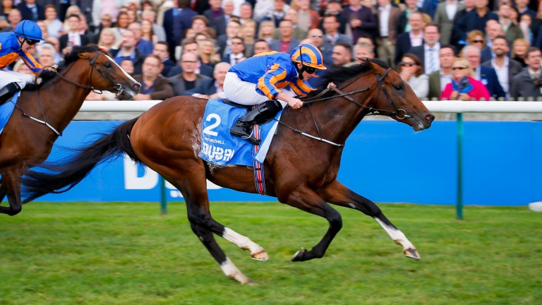 Churchill and Ryan Moore bid for a Classic double at the Curragh