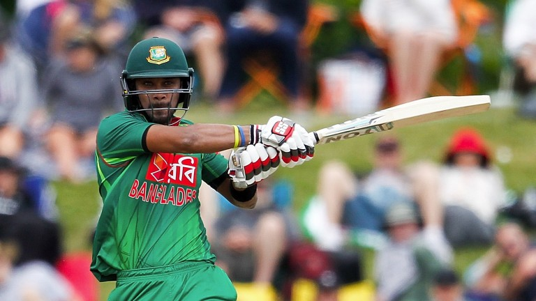 Sabbir Rahman of Bangladesh is a talented one-day batsman