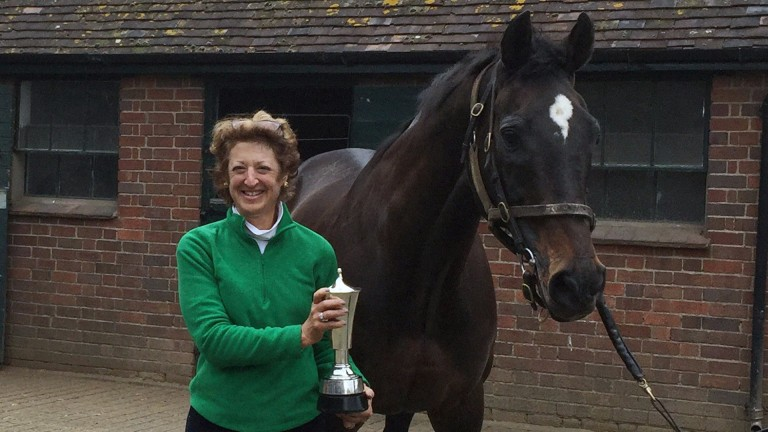 """Women In Racing president Sally Rowley-Williams hailed the report as a """"ground-breaking"""" piece of research"""