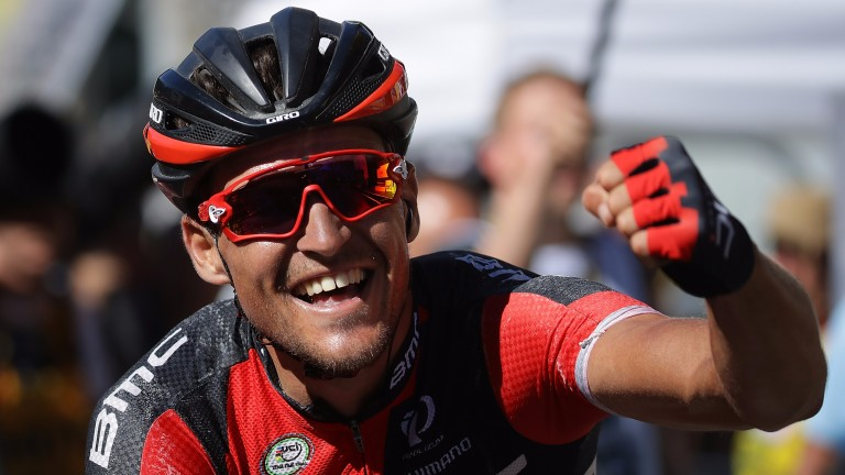 Greg van Avermaet has shown fine early-season form