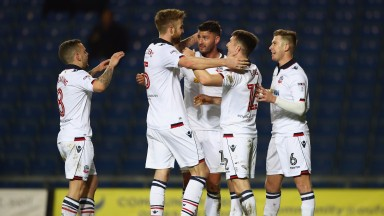 Bolton have had a lot to celebrate in recent matches