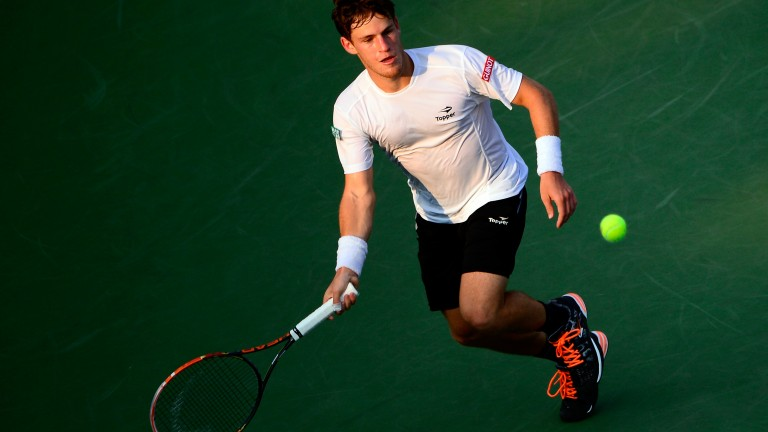 Diego Schwartzman is climbing the rankings