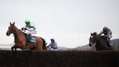 Perfect Candidate: trainer Fergal O'Brien is looking forward to Aintree