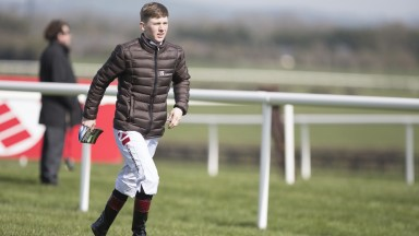 Colin Keane rode a treble at Limerick
