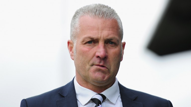 York City manager Gary Mills will be hoping his side can pull off a great escape