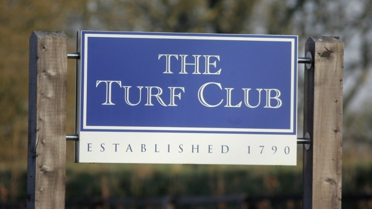 The Turf Club is poised for some significant structural changes